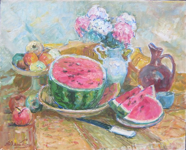 Watermelon Time Overdue by Alexander Vyadkin